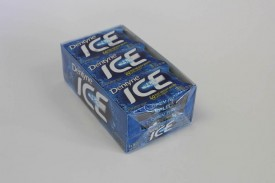 dentyne blue ice