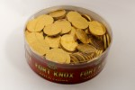 180 count gold coins