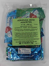 AIRHEADS MINI 10OZ