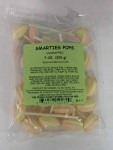 SMARTIES POPS 25CT