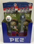 PEZ YANKEES BOX